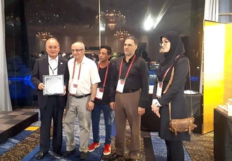 دیدار هادی رضایی با رئیس هیئت مدیره کمیته پارالمپیک ژاپن و بازدید از دهکده بازیهای 2020 توکیو