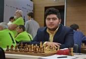 اولین شکست پرهام مقصودلو در شطرنج بزرگ سوئیس