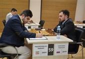 دومین پیروزى مقصودلو در مسابقات شطرنج بزرگ سوئیس
