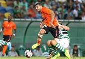جام حذفی پرتغال شکست خانگی ریوآوه در حضور طارمی