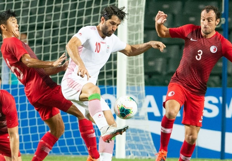 We Have to Respect Our Coaches: Karim Ansarifard