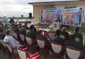 38 مدرسه در مناطق سیلزده گلستان با حضور سردار سلامی افتتاح شد