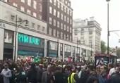 حال و هوای عاشورایی در خیابانهای انگلیس + فیلم
