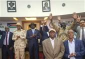 امضای رسمی «بیانیه جوبا» برای آغاز مذاکرات میان دولت سودان و گروههای مسلح