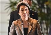 کنارهگیری وزیر المپیک ژاپن