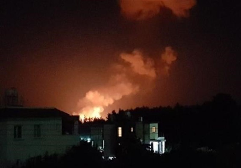 Blasts Rock Cyprus Ammunition Depot, Some Slightly Injured: Minister