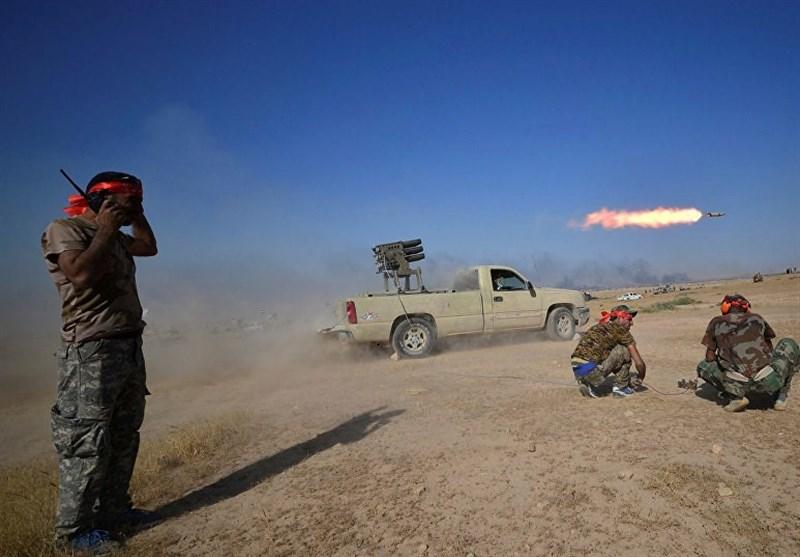 Iraq's Hashd Al-Sha'abi Forces Shoot Down Spy Drone in East