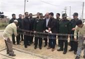 فرمانده کل سپاه از مناطق سیلزده گمیشان بازدید کرد /گفتوگوی صمیمانه سرلشکر سلامی با سیلزدگان + تصاویر