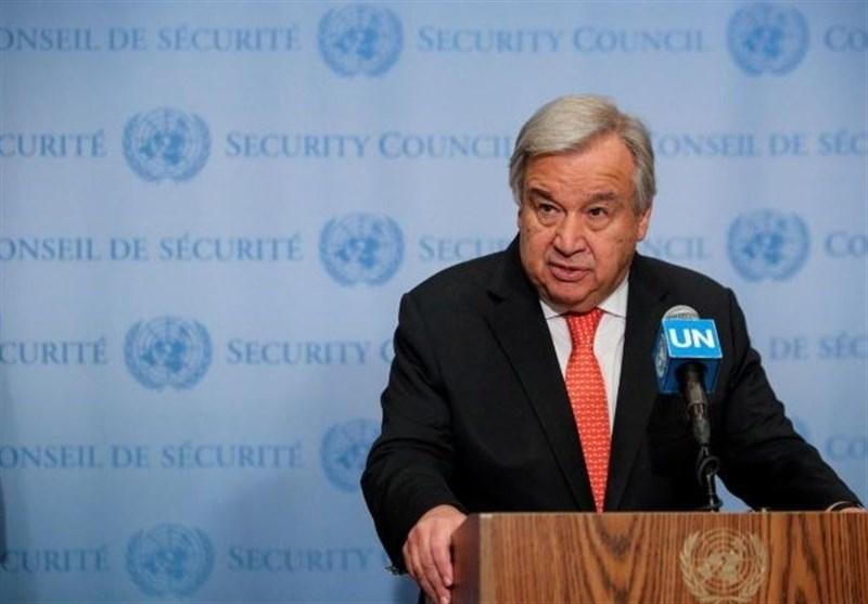 واکنش دبیرکل سازمان ملل به ناآرامیهای عراق
