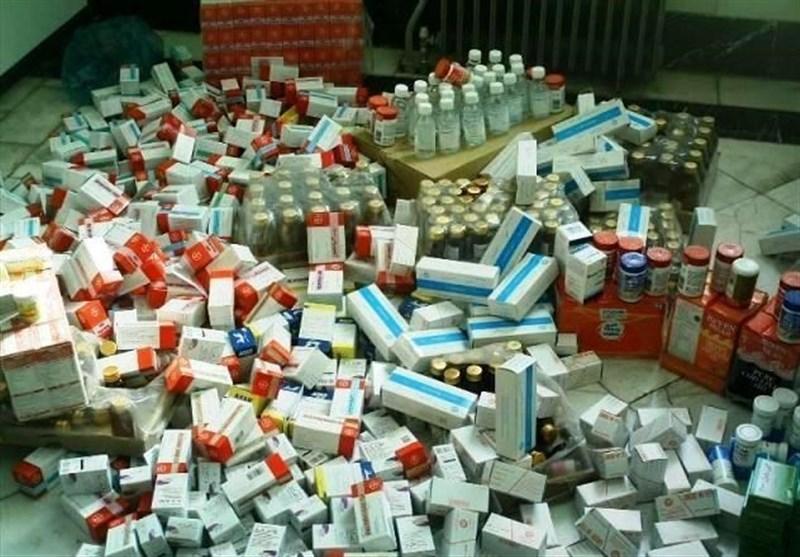 13 هزار قلم داروی قاچاق قبل از خروج از کشور کشف شد