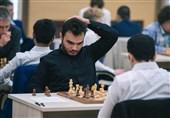 جام جهانی شطرنج| صعود طباطبایی در روز حذف قائممقامی