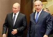 گفتوگوی تلفنی پوتین و نتانیاهو درباره ایران و سوریه