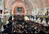 """عزاداری """"عجم"""" و """"شاخسی"""" تبریز ثبت ملی شد"""
