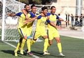 لیگ دسته اول فوتبال| صعود فجر سپاسی به صدر جدول و تداوم تیرهروزیهای ملوان