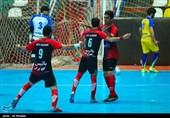 لیگ برتر فوتسال| شکست مسِ صدرنشین در اهواز و پیروزی پُرگل گیتیپسند