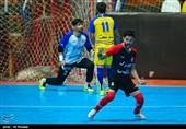 لیگ برتر فوتسال| پیروزی گیتیپسند مقابل سوهان محمدسیما