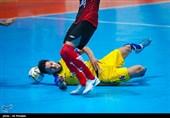 لیگ برتر فوتسال| پیروزی فرشآرا در خانه هایپر شاهینشهر