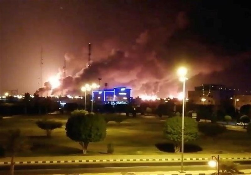 Saudi Arabia Says Drone Attacks Caused Fire at Aramco