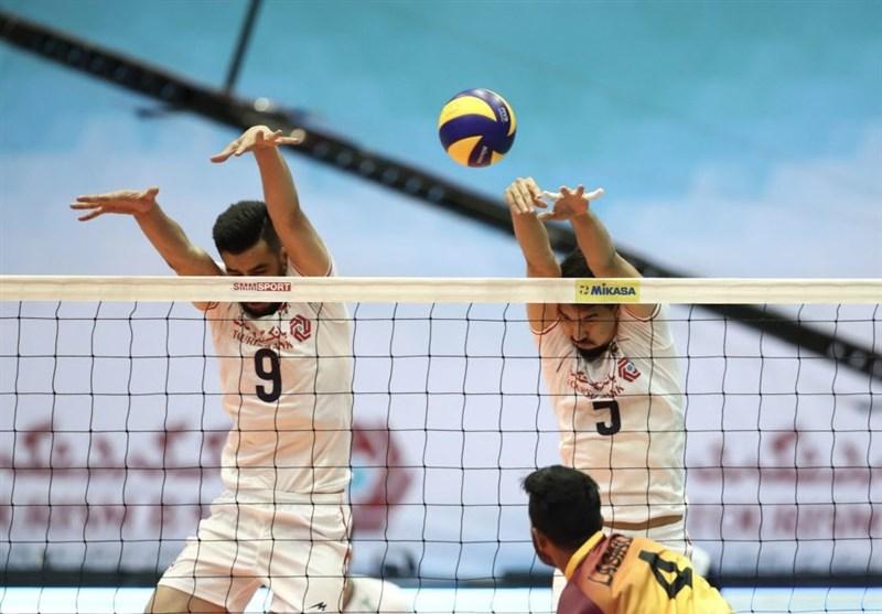والیبال قهرمانی آسیا| شاگردان لوزانو در تهران تسلیم ایران شدند