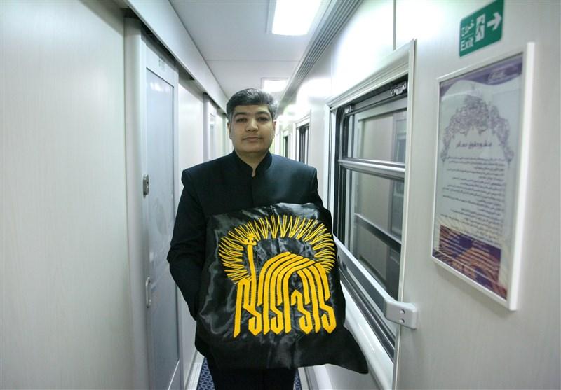 قطار 5 ستاره نور حسینیه شد
