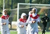تورنمنت فوتبال زیر 15 سال دختران کافا| قرقیزستان هم مقابل ایران شکست خورد