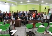 مدرس جهانی تنیس: برگزاری کلاسهای مربیگری به پیشرفت دانش مربیان و تنیس کشورشان کمک میکند
