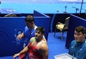 کشتی فرنگی قهرمانی جهان| سعید عبدولی به مدال برنز رسید