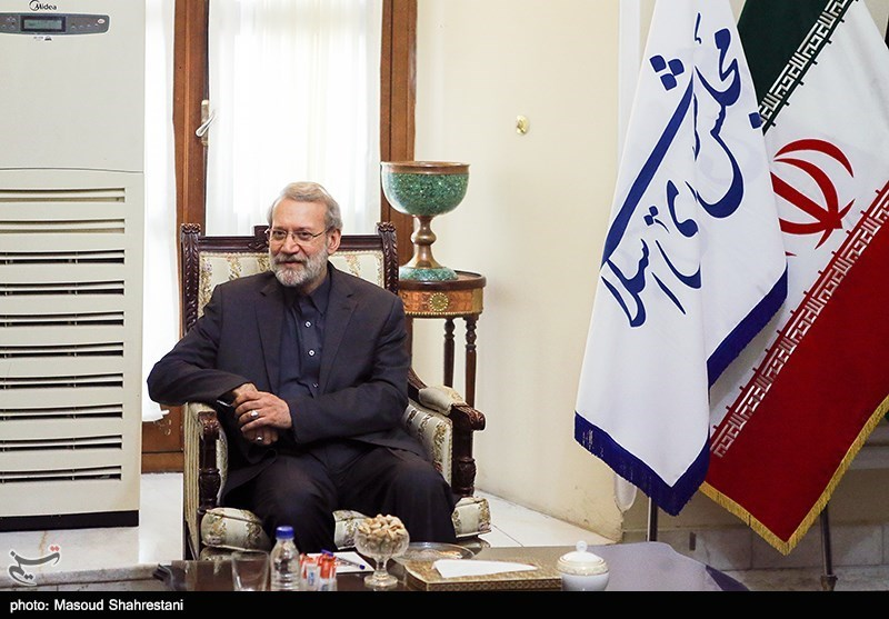 علی لاریجانی رئیس مجلس شورای اسلامی