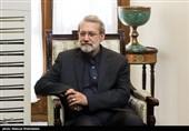 تبریک لاریجانی به برخی رؤسای مجالس به مناسبت عید نوروز