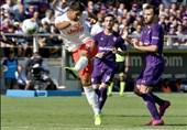 سری A| اولین بازی بدون برد یوونتوس در خانه فیورنتینا رقم خورد