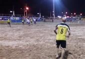 مسئولان استان بوشهر از تیم فوتبال ساحلی دریانوردان در لیگ برتر حمایت کنند