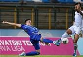 لیگ برتر کرواسی| تساوی لوکوموتیو زاگرب در نخستین حضور محرمی