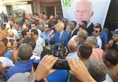 """المرشح للرئاسة التونسیة قیس سعید: العلاقة مع """"اسرائیل"""" خیانة"""