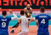 والیبال قهرمانی اروپا| روسیه و بلغارستان صعود کردند/ پیروزی تاریخی برای مونته نگرو