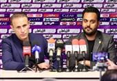 مازندران  گلمحمدی: بیشتر از نتیجه از عملکرد تیمم در مصاف با نساجی خوشحالم/ شاگردانم کم نیاوردند و تا لحظه آخر جنگیدند