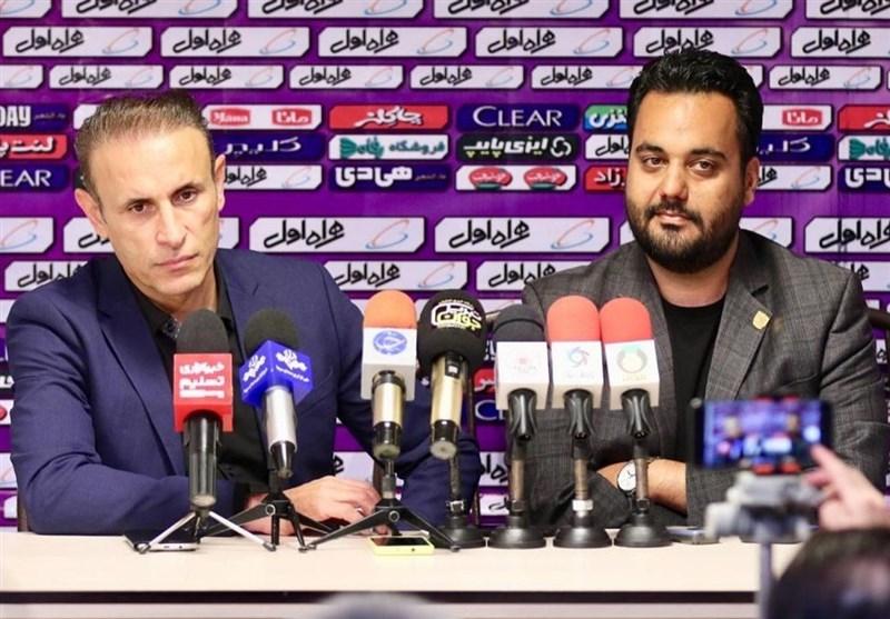 مازندران| گلمحمدی: بیشتر از نتیجه از عملکرد تیمم در مصاف با نساجی خوشحالم/ شاگردانم کم نیاوردند و تا لحظه آخر جنگیدند