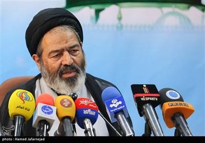 حجت الاسلام سیدعبدالفتاح نواب نماینده ولی فقیه درامورحج وزیارت و سرپرست حجاج ایرانی