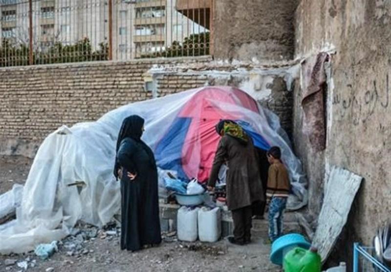 با زندگی مردم چه کردیم؟/ آرزویی که بیخانمانها باید به گور ببرند + نمودار