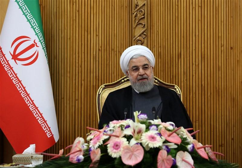 روحانی: حضور آمریکاییها در شرق فرات غیرقانونی و مداخلهجویانه است
