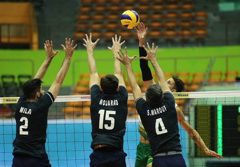 والیبال قهرمانی آسیا|شاگردان کولاکوویچ با سیلی کانگوروها غافلگیر شدند/ شکست بد ایران در ورزشگاه آزادی