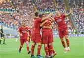 سری A| اولین پیروزی فصل رم با نخستین گل مخیتاریان حاصل شد