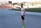 ورزشکار کهگیلویه و بویراحمدی در رشته طناب زنی در حال دویدن رکوددار جهان شد+تصویر