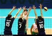 والیبال قهرمانی آسیا - ایران و استرالیا