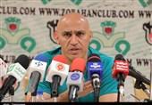 اصفهان| منصوریان: قرار بود نماینده ایران در آسیا باشیم اما کسی ما را ندید/ قطعاً حقمان مقابل تراکتور 3 امتیاز بود