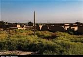 قدرت آباد سابله روستایی که نفس های آخر را میکشد