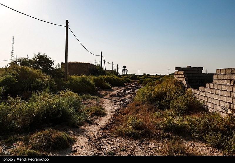 قدرت آباد سابله در جنگ هشت ساله با خاک یکسان شد و شهید و آزاده و جانباز تقدیم کرد، اما بعد از ۴۰ سال هنوز زخمی جنگ است
