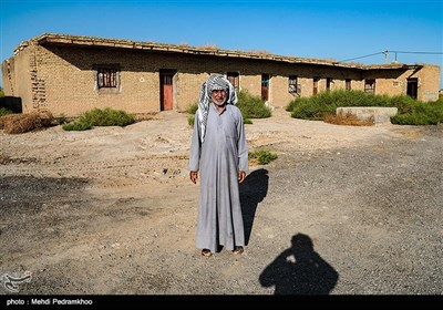 خشکسالی دهه های اخیر و سیل امسال مشکلات روستای قدرت آباد سابله را دو چندان کرده است