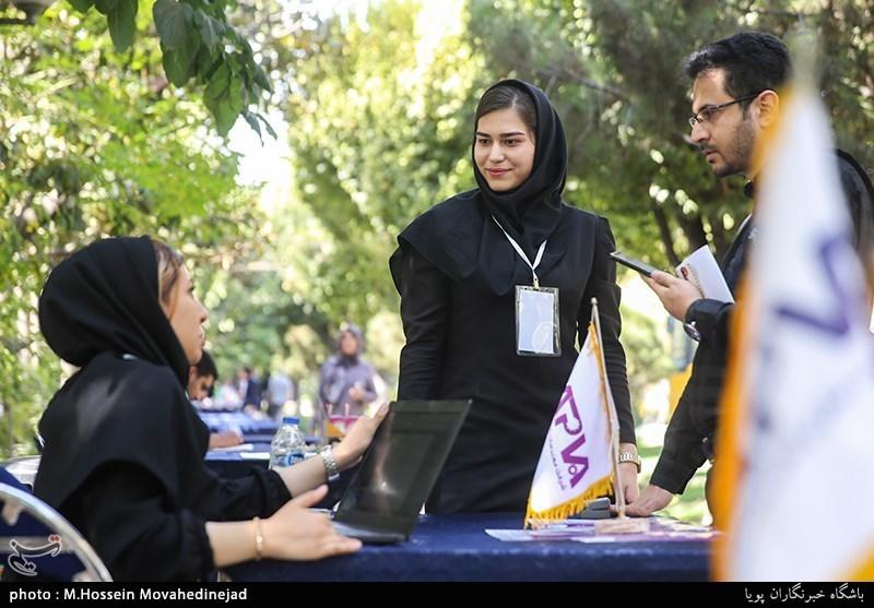 """نمایشگاه ملی """"فناوریهای دانشبنیان و مردم"""" افتتاح شد"""