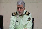 فرمانده انتظامی فارس: افراد معاند و شروری در اغتشاشات شیراز دستگیر کردیم / تا پای جان در میدان خواهیم بود