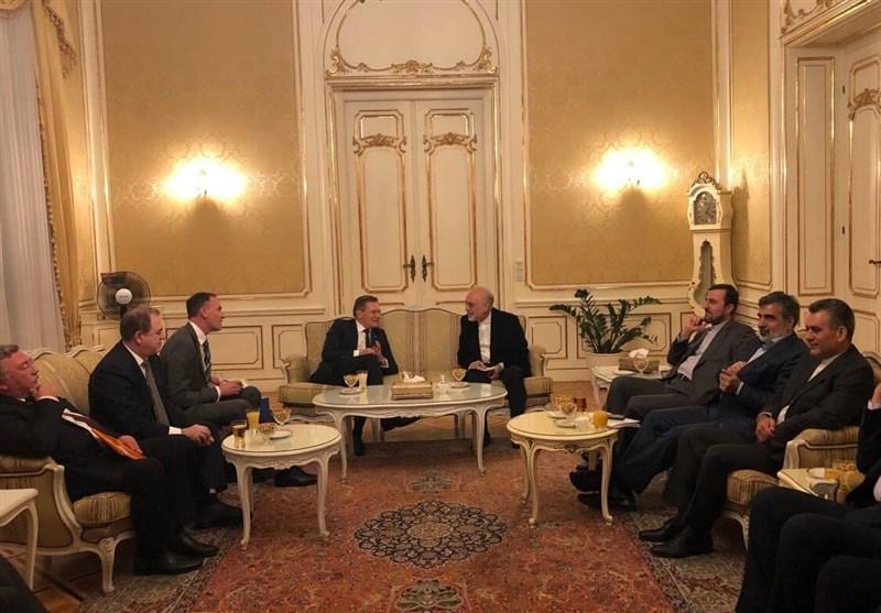 Iran, Russia Discuss Closer Nuclear Cooperation